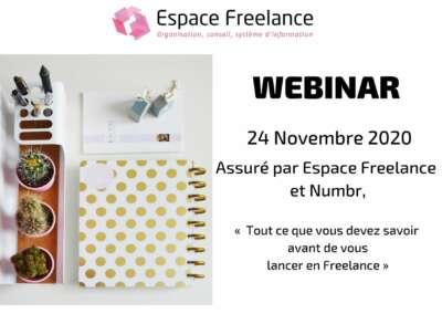 espace-freelance.fr - WEBINAR